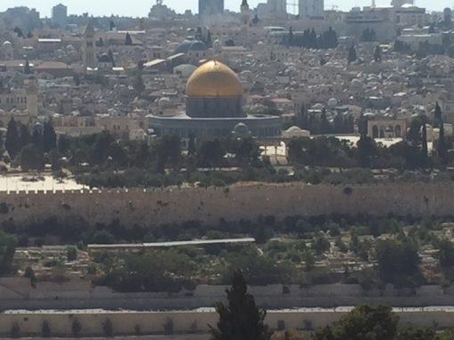 2017 Israel and Jordan
